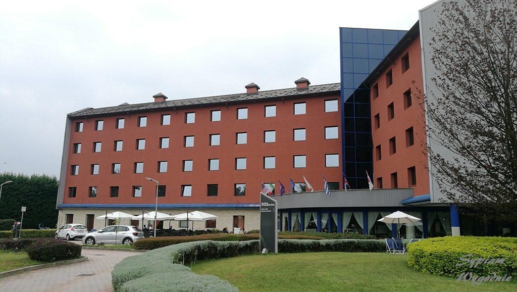 Hilton Garden Inn Milan Malpensa - budynek