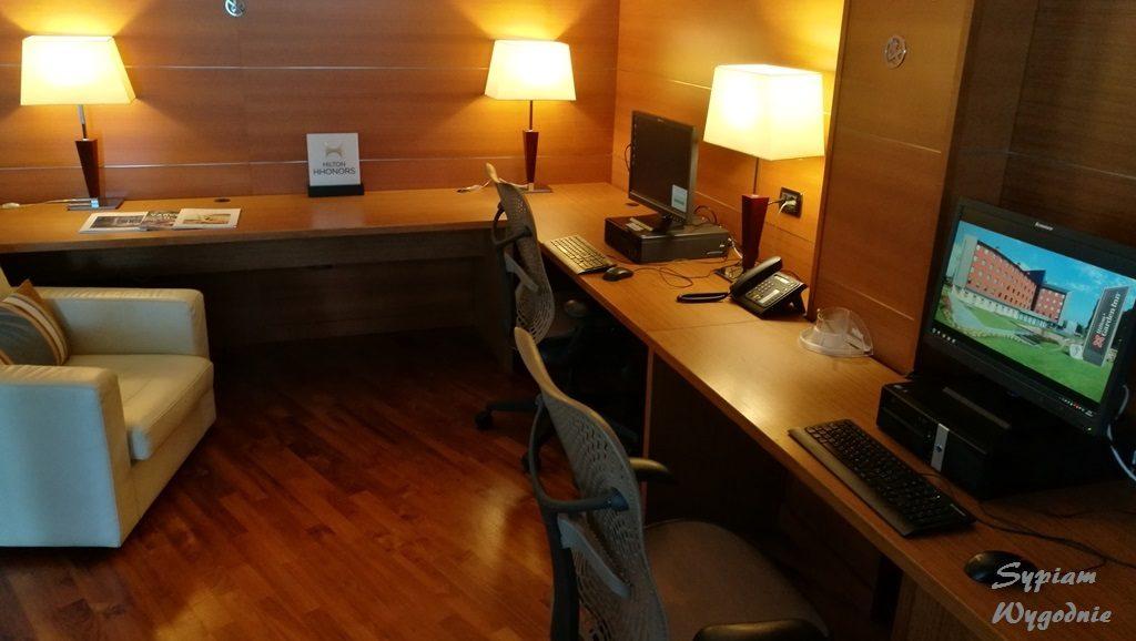 Hilton Garden Inn Milan Malpensa - business center