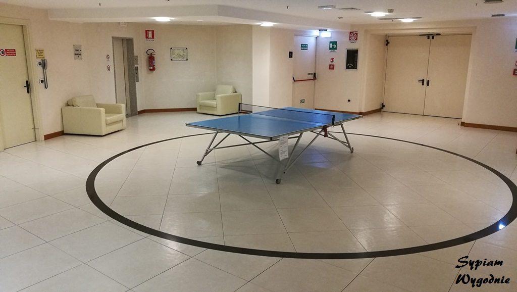 Hilton Garden Inn Milan Malpensa - pingpong