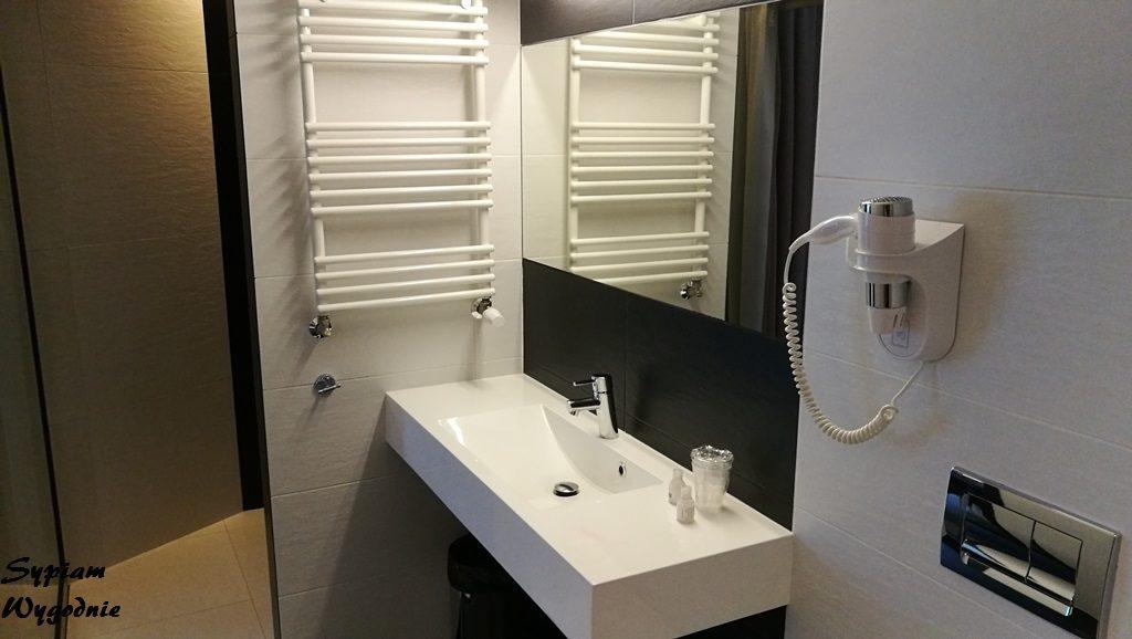 Hotel Jakuszyce - łazienka