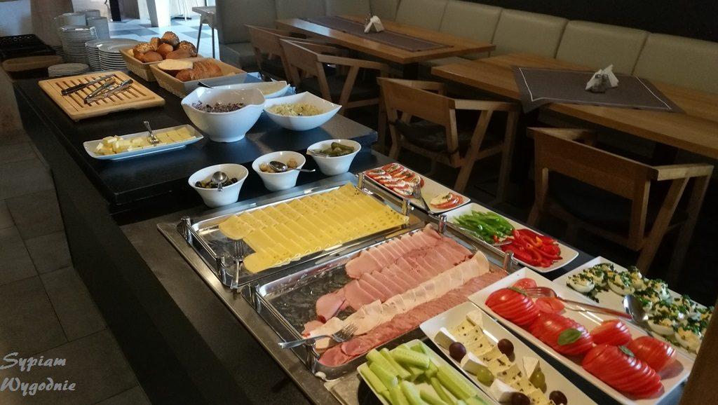 Hotel Jakuszyce - śniadanie