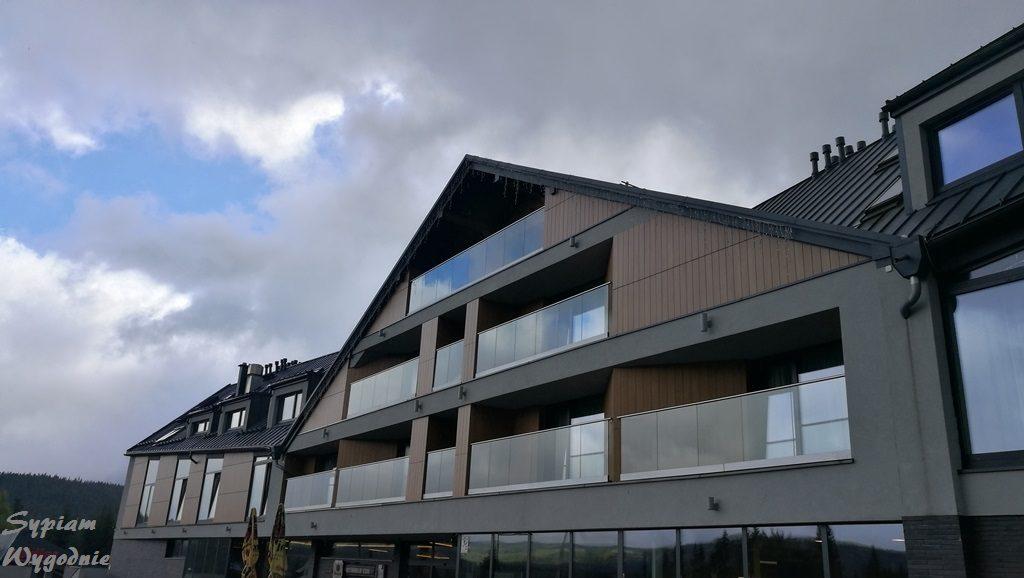 Hotel Jakuszyce - budynek