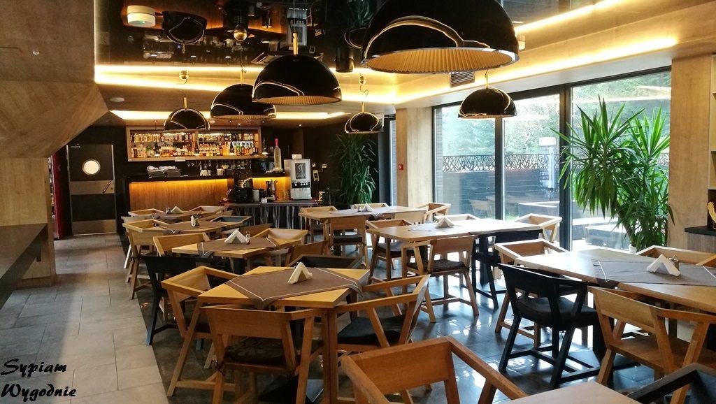 Hotel Jakuszyce - restauracja