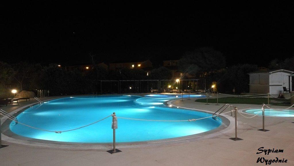 DoubleTree by Hilton Olbia - basen
