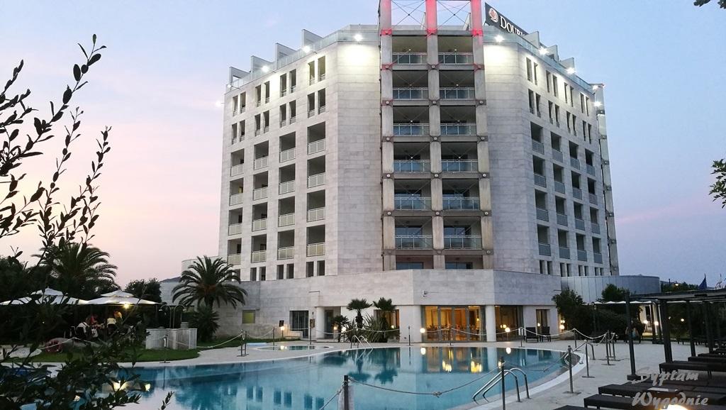 DoubleTree by Hilton Olbia - budynek