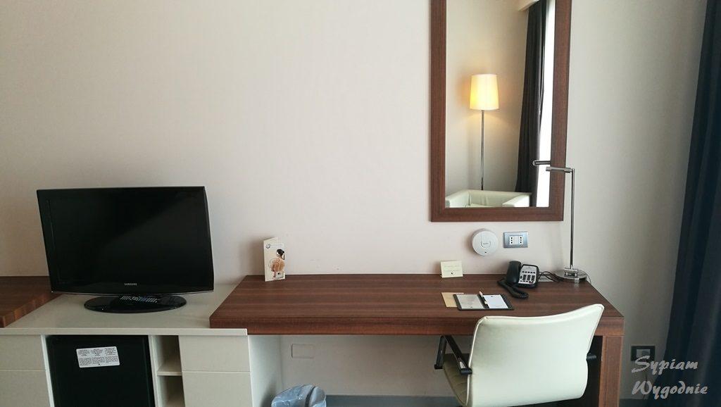 DoubleTree by Hilton Olbia - pokój