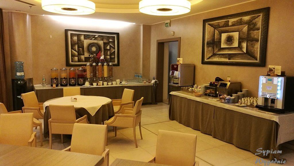 DoubleTree by Hilton Olbia - restauracja