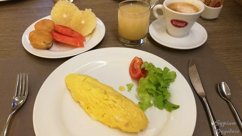 DoubleTree by Hilton Olbia - śniadanie