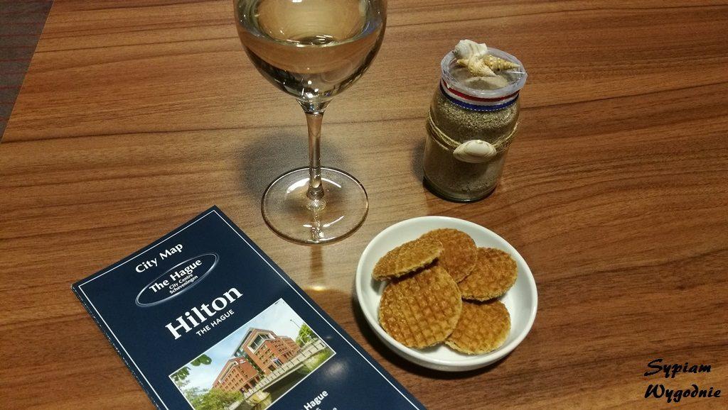 Hilton The Hague - executive lounge