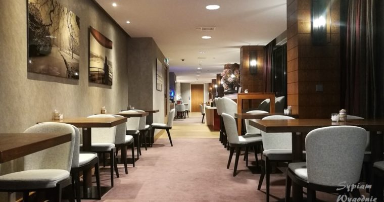 Hilton The Hague – executive lounge – recenzja