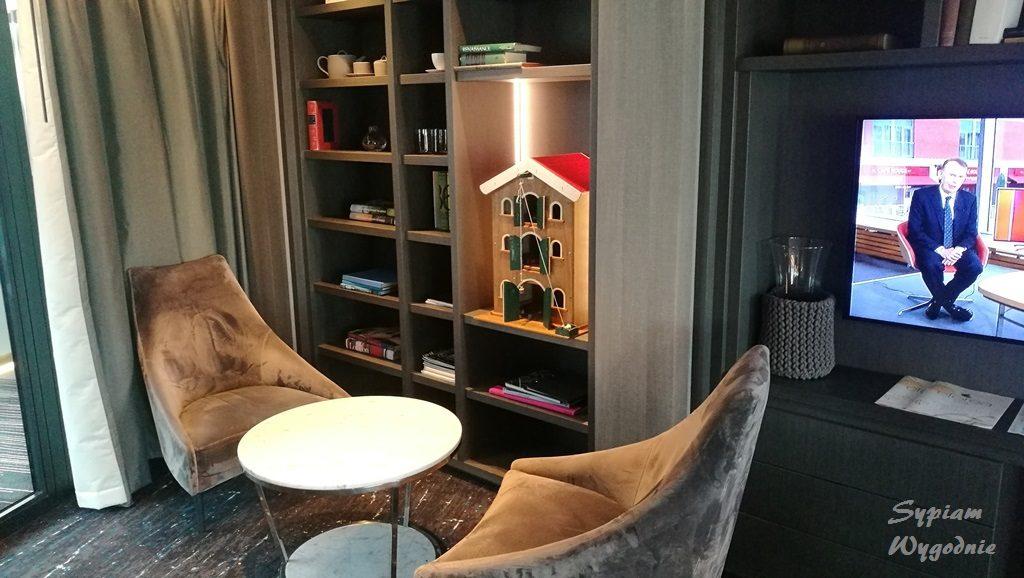 Hilton Amsterdam Airport Schiphol - executive lounge