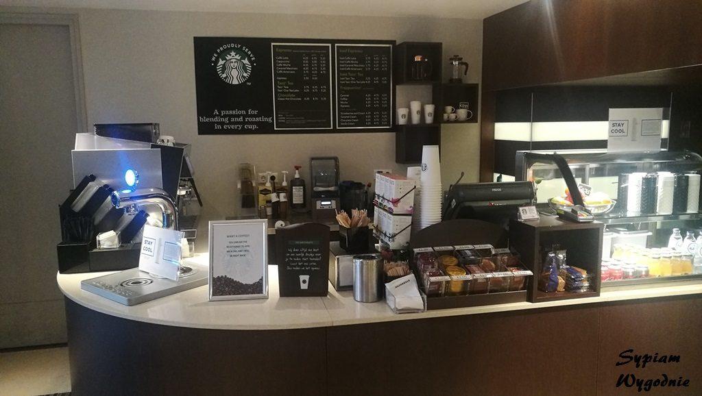 Hilton The Hague - Starbucks