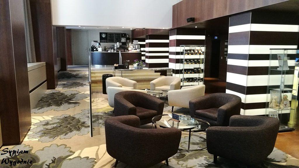Hilton The Hague - lobby