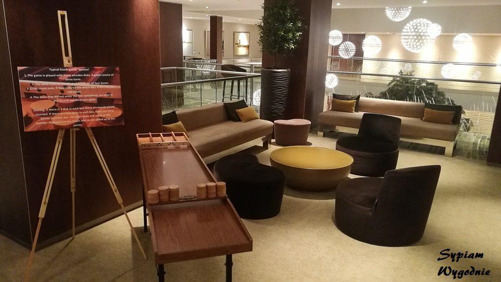 Hilton The Hague - holenderska gra