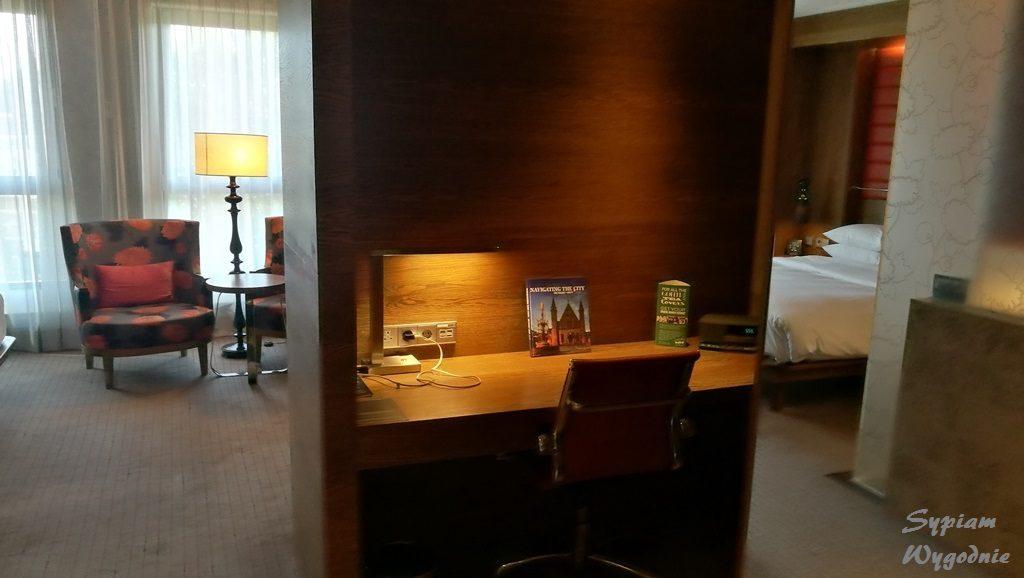 Hilton The Hague - pokój