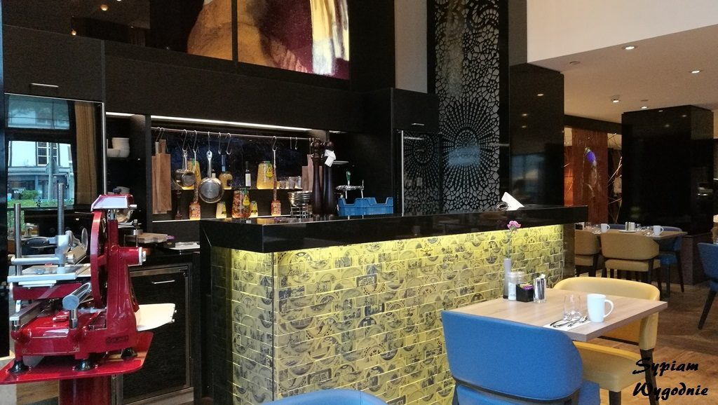 Hilton The Hague - restauracja