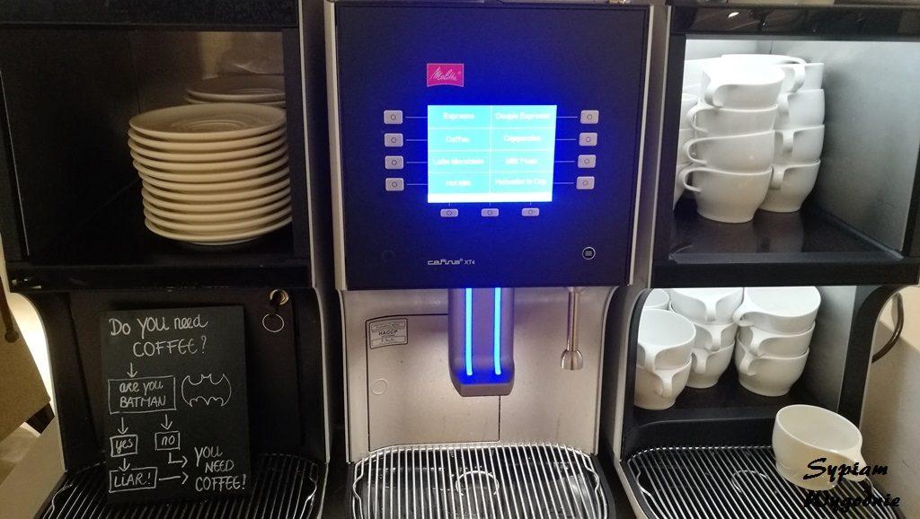 Hilton Amsterdam Airport Schiphol - śniadanie