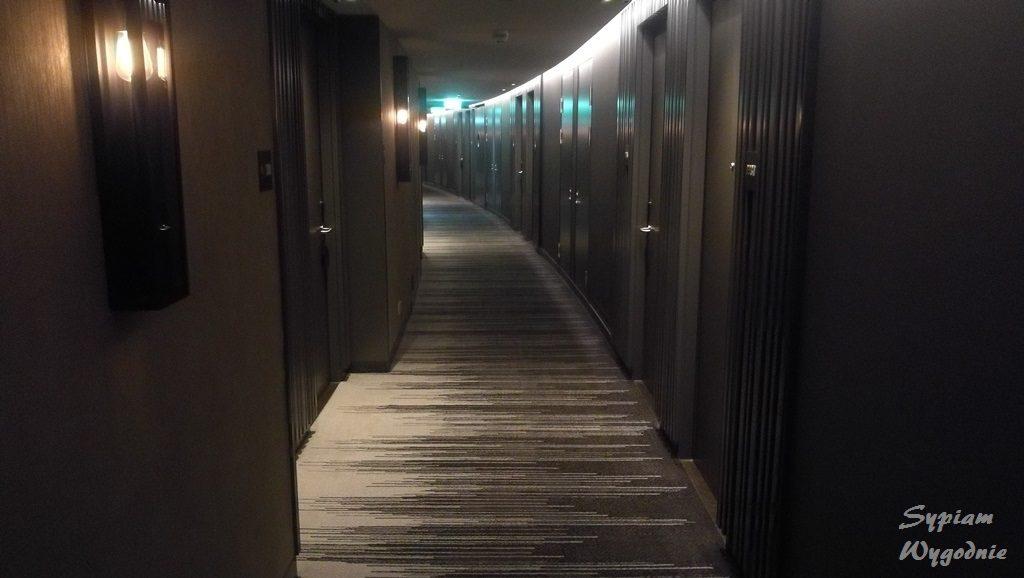 Hilton Amsterdam Airport Schiphol - korytarz