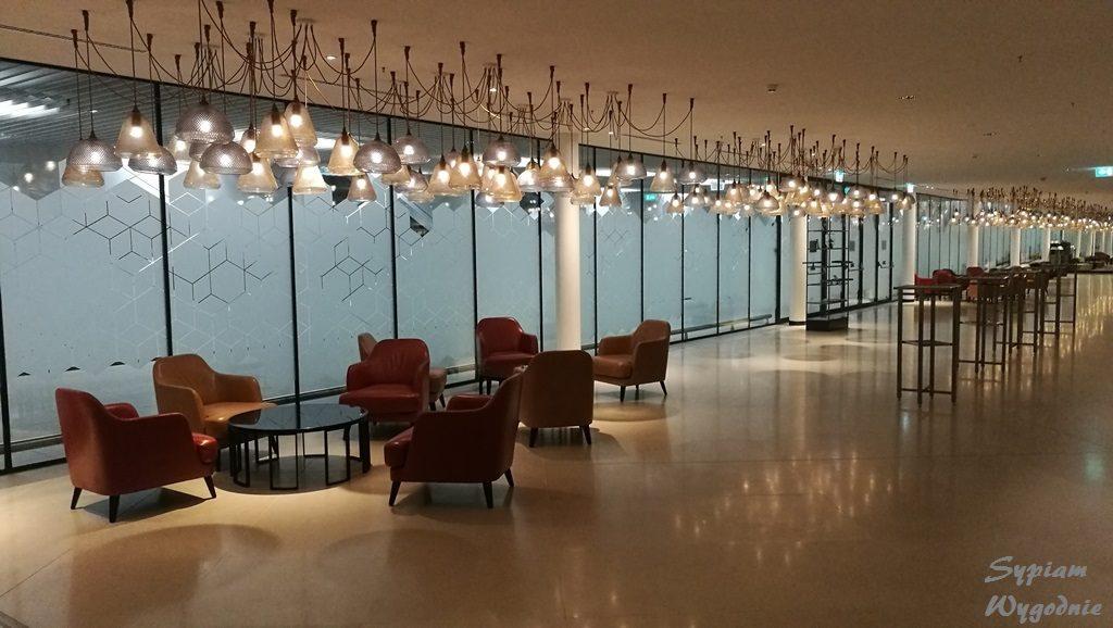Hilton Amsterdam Airport Schiphol - lobby