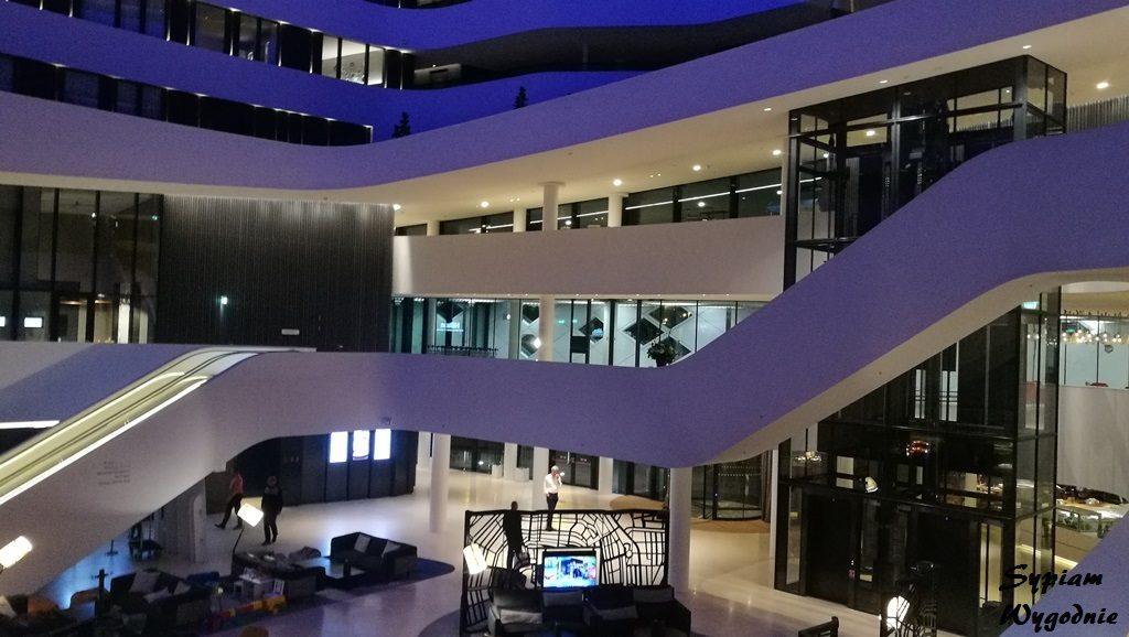 Hilton Amsterdam Airport Schiphol - patio