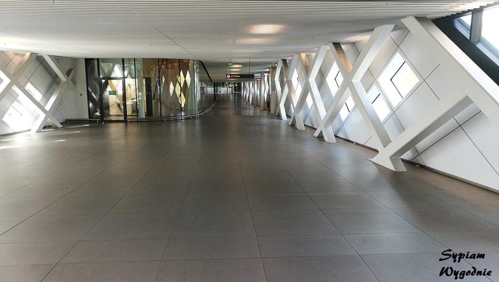 Hilton Amsterdam Airport Schiphol - łącznik