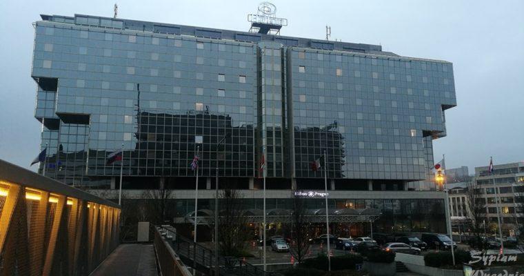 Hilton Praga – recenzja hotelu