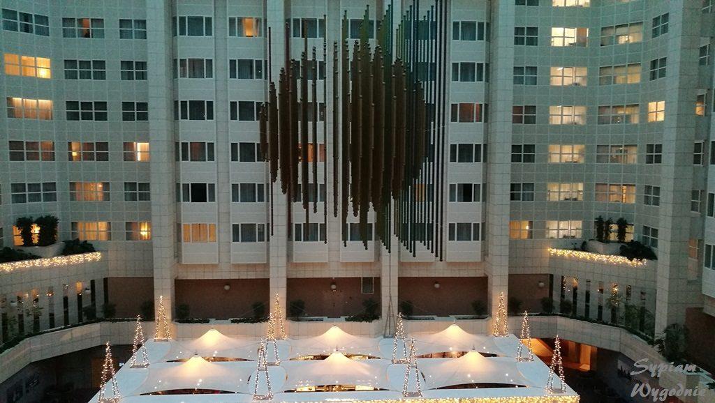 Hilton Prague - lobby