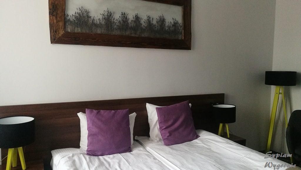 Hotel Lavender Kraków - pokój comfort