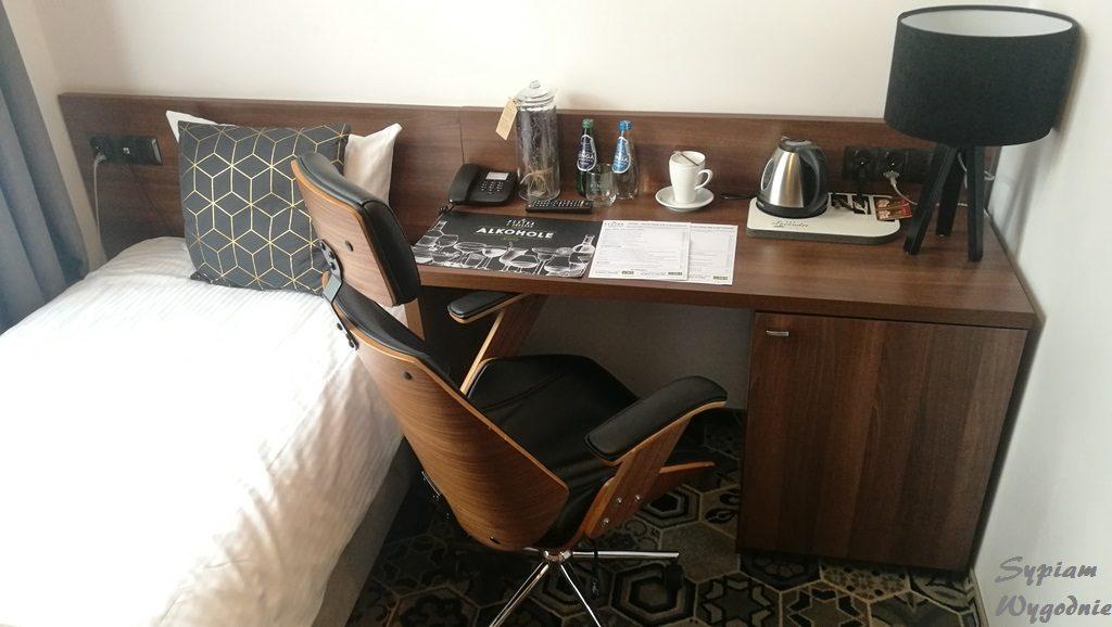 Hotel Lavender Kraków - pokój jednoosobowy typu business