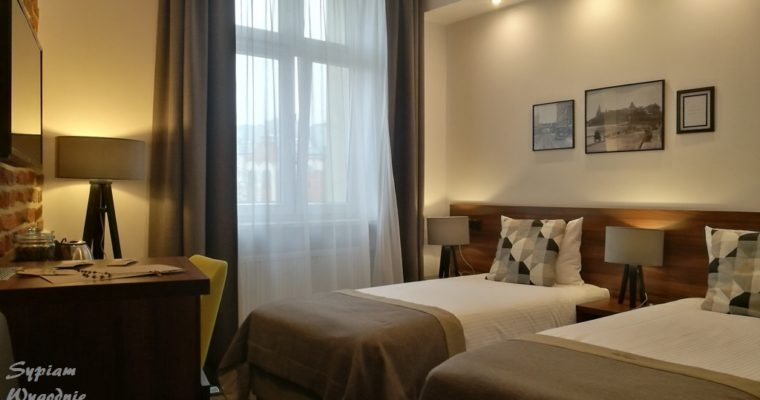 Recenzja Hotelu Lavender Kraków
