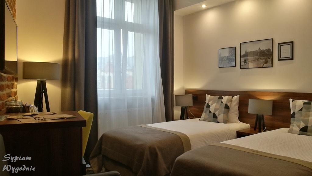 Recenzja Hotelu Lavender Kraków Sypiam Wygodnie