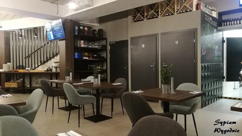 Hotel Lavender Kraków - restauracja