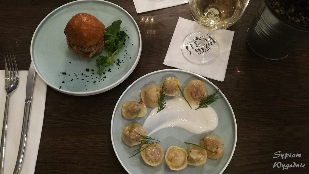 Hotel Lavender Kraków - kolacja