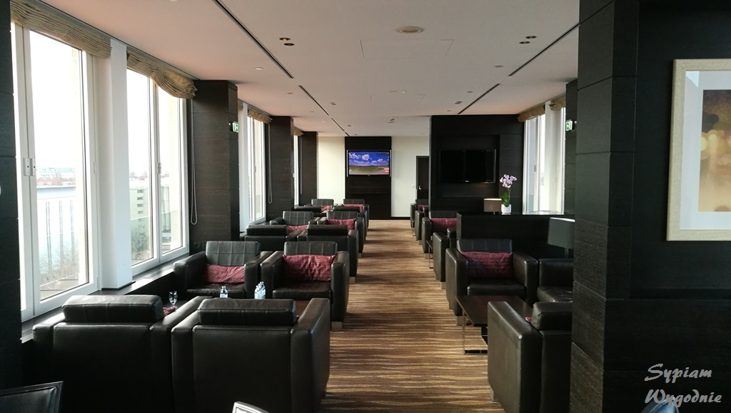 Hilton Vienna Danube Waterfront – executive lounge