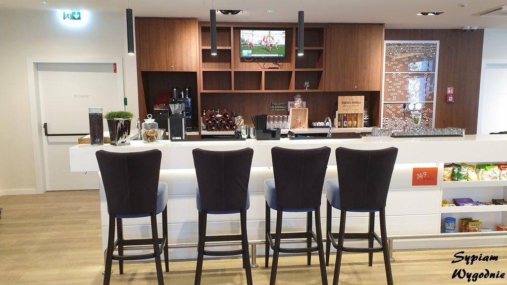 Bar w Hampton by Hilton Gdańsk Oliwa
