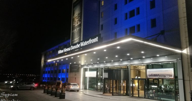 Hilton Vienna Danube Waterfront – recenzja pobytu