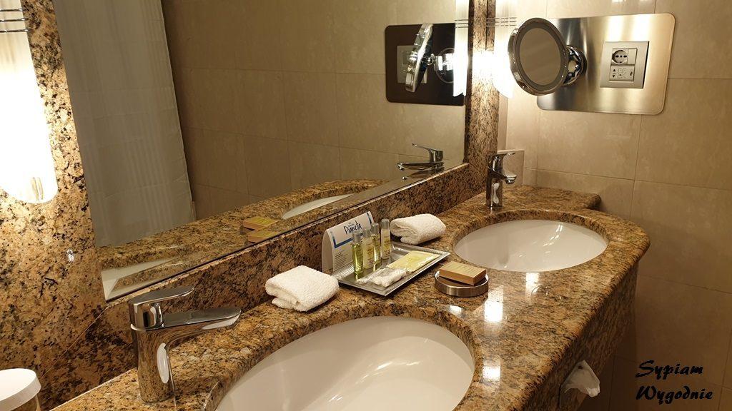 King Executive Suite - łazienka