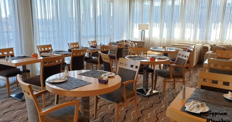 Hilton Milan – recenzja executive lounge