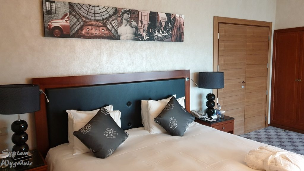 King Executive Suite - sypialnia