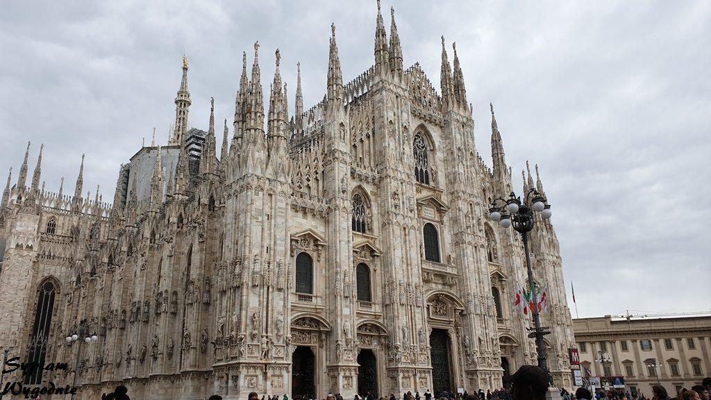 Duomo St. Maria Nascente di Milan