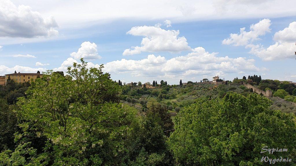 Florencja - Giardino Bardini