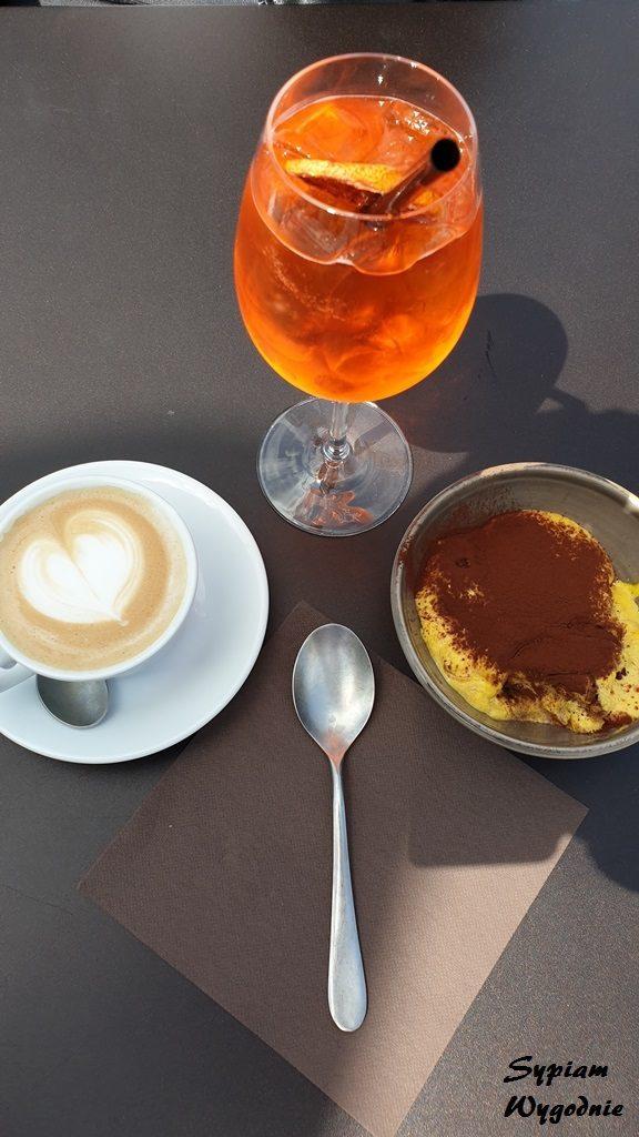 Caffé La Terrazza w La Rinascente