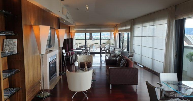 Hilton Florence Metropole – executive lounge