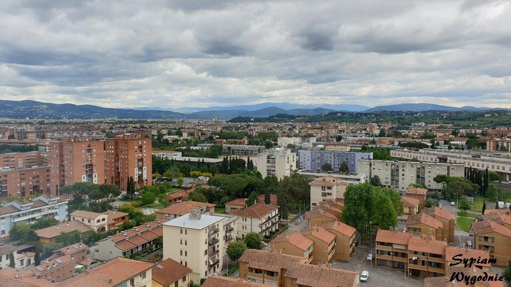 Hilton Florence Metropole - pokój widok