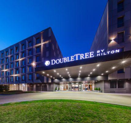 DoubleTree by Hilton Kraków_ budynek