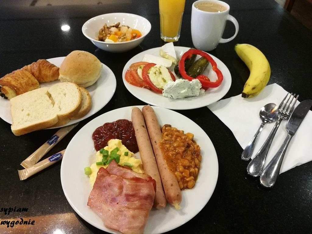 śniadanie w hampton świnoujście
