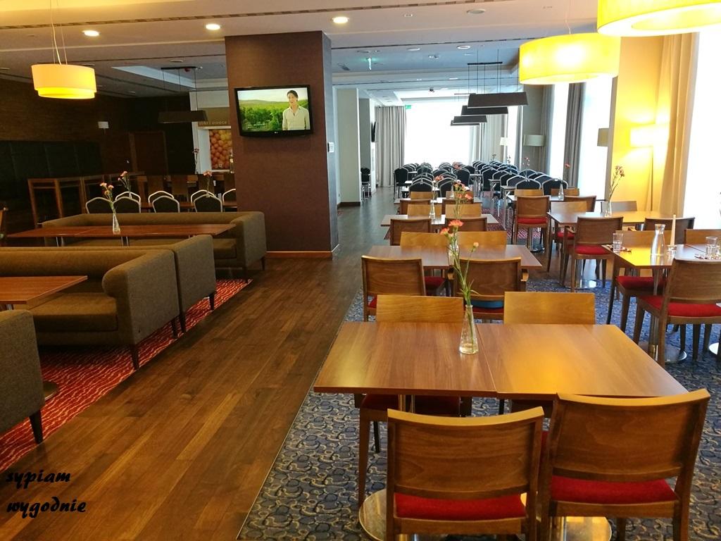 Restauracja w Hampton by Hilton Świnoujście
