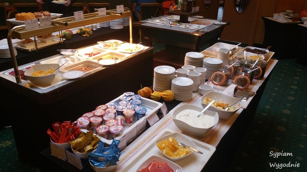 Hotel Mercure Jelenia Góra - śniadanie2