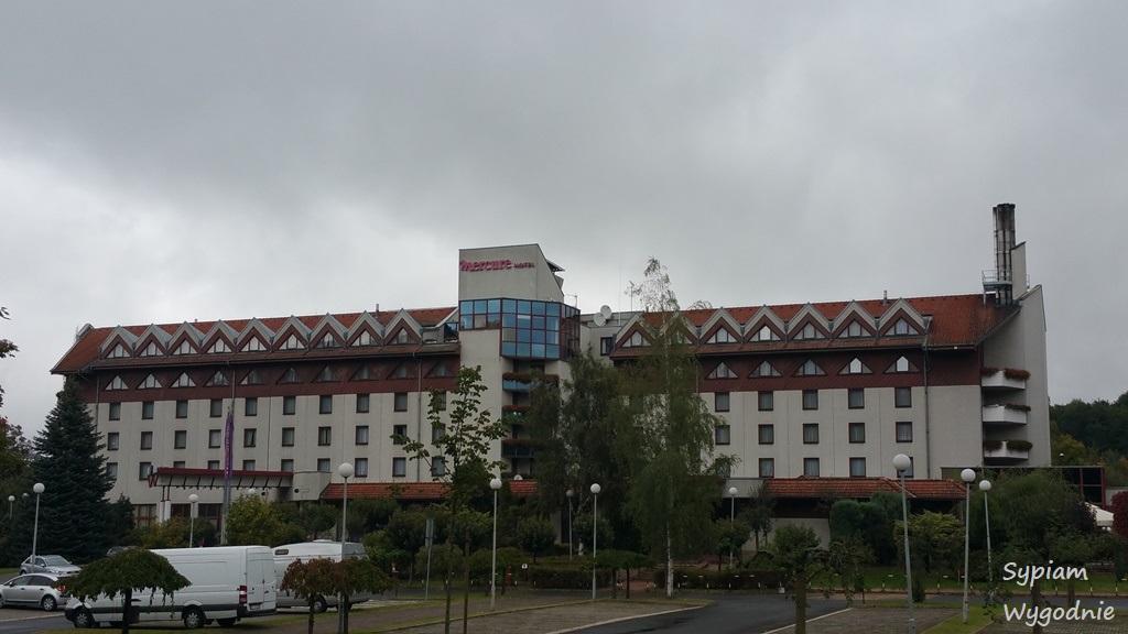 Hotel Mercure Jelenia Góra - budynek