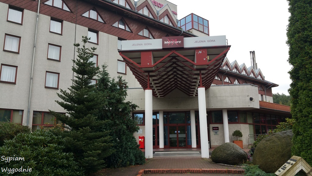 Hotel Mercure Jelenia Góra - budynek1